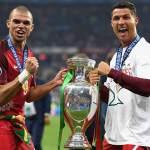 Pepe se enfrenta por primera vez a Cristiano Ronaldo, su gran amigo