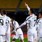 OFICIAL I Lista de la Juventus para la Champions League 2020/21