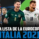 ¿La convocatoria de Italia para la Eurocopa 2021…?