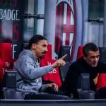 Ibrahimovic: «¿Futuro en el Milan? Depende de Maldini…»