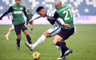 Las razones de la suspensión del Inter – Sassuolo