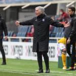 Gian Piero Gasperini podría ser inhabilitado como entrenador de la Atalanta