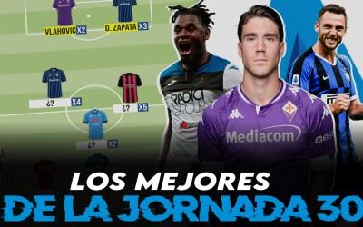 Lo mejor de la jornada 30 de la Serie A 2020/21