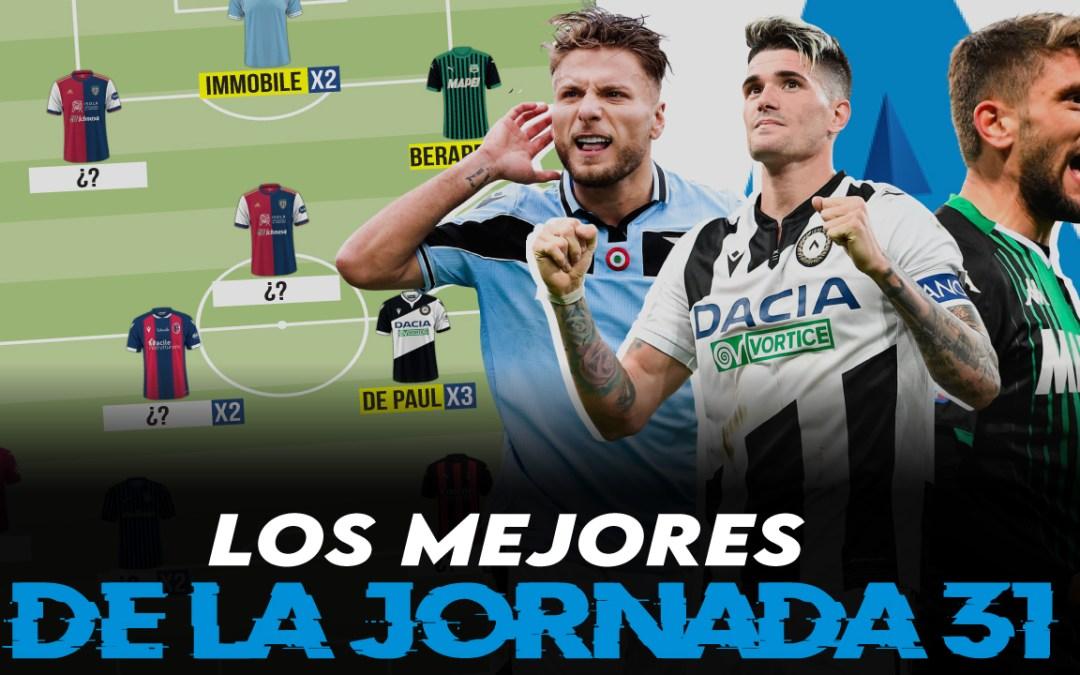 Lo mejor de la jornada 31 de la Serie A 2020/21