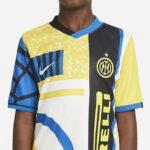 El Inter presenta su asombrosa cuarta equipación