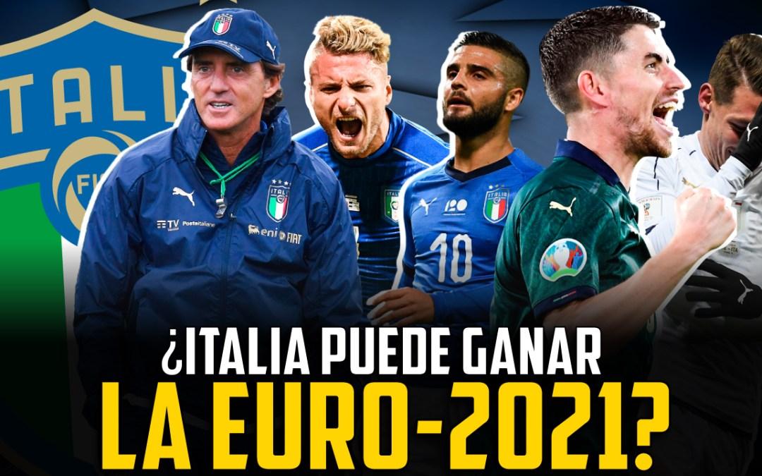 ¿Puede Italia ganar la Eurocopa…?