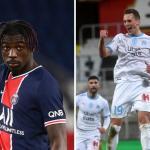Las dos opciones que busca la Juventus: Moise Kean o Milik