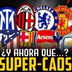¿El futuro de Juventus, Milan e Inter…?