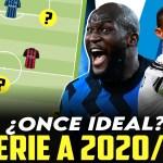 El once ideal de la Serie A 2020/21