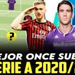 Los mejores jugadores Sub21 de la Serie A 2020/21