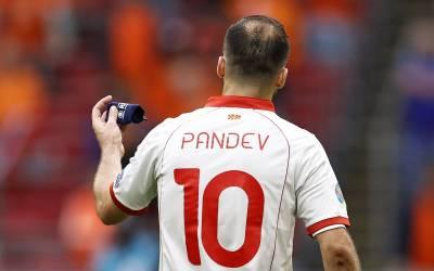 Goran Pandev, entre la retirada o seguir jugando
