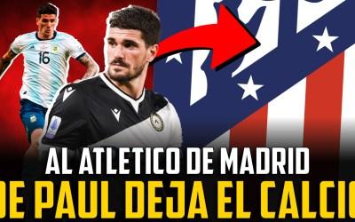 El Atlético de Madrid ficha a De Paul: ¿Cómo juega?