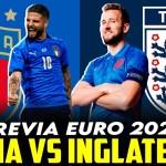 La previa de la final de la EURO: Italia vs Inglaterra