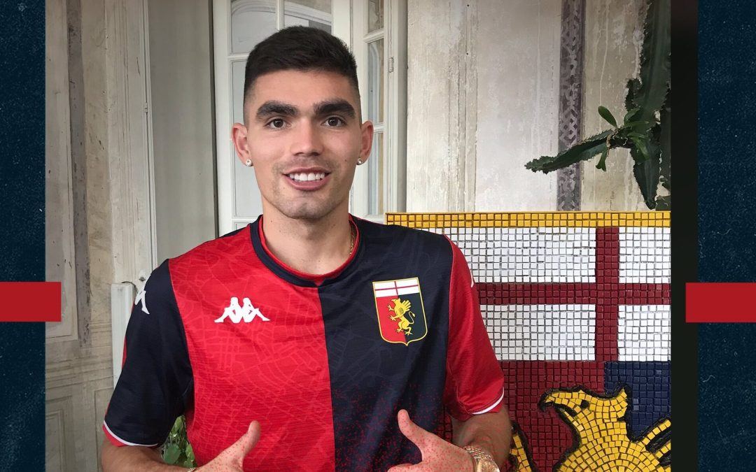 OFICIAL I El mexicano Johan Vásquez ficha por el Genoa