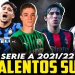 20 jóvenes promesas a seguir en la Serie A 2021/22
