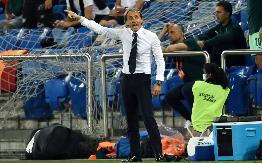 Mancini: «Italia no puede fallar tantas oportunidades»