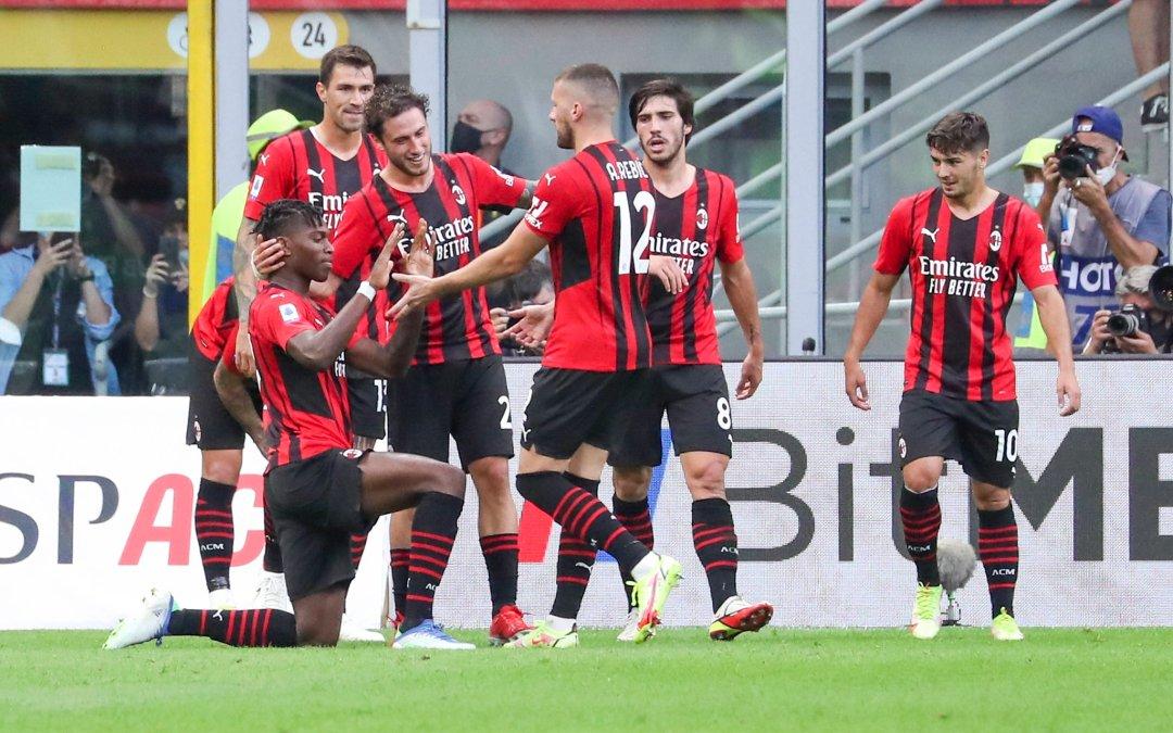 El Milan se coloca colíder de la Serie A