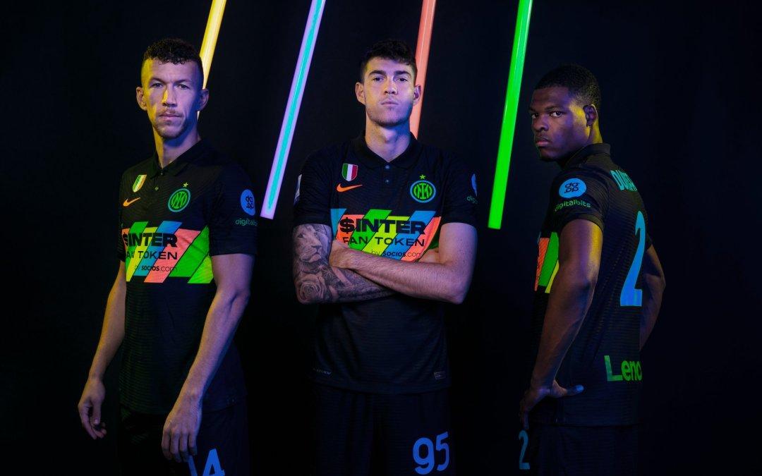 OFICIAL I El Inter presenta su sorprendente nueva camiseta