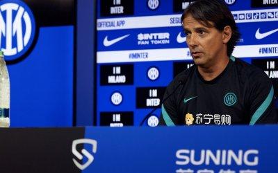 Inzaghi: «¿El Real Madrid? ES el equipo más fuerte del grupo»