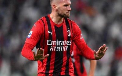 Juventus 1-1 Milan: Rebic hace justicia en Turín