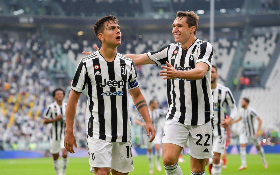 La Juventus vuelve a ganar: 3-2 vs Sampdoria pero lesión de Dybala