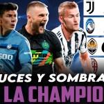 El análisis de la jornada Champions para los equipos italianos