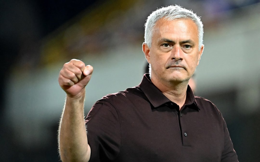 Mourinho alcanzará el domingo los 1.000 partidos como entrenador