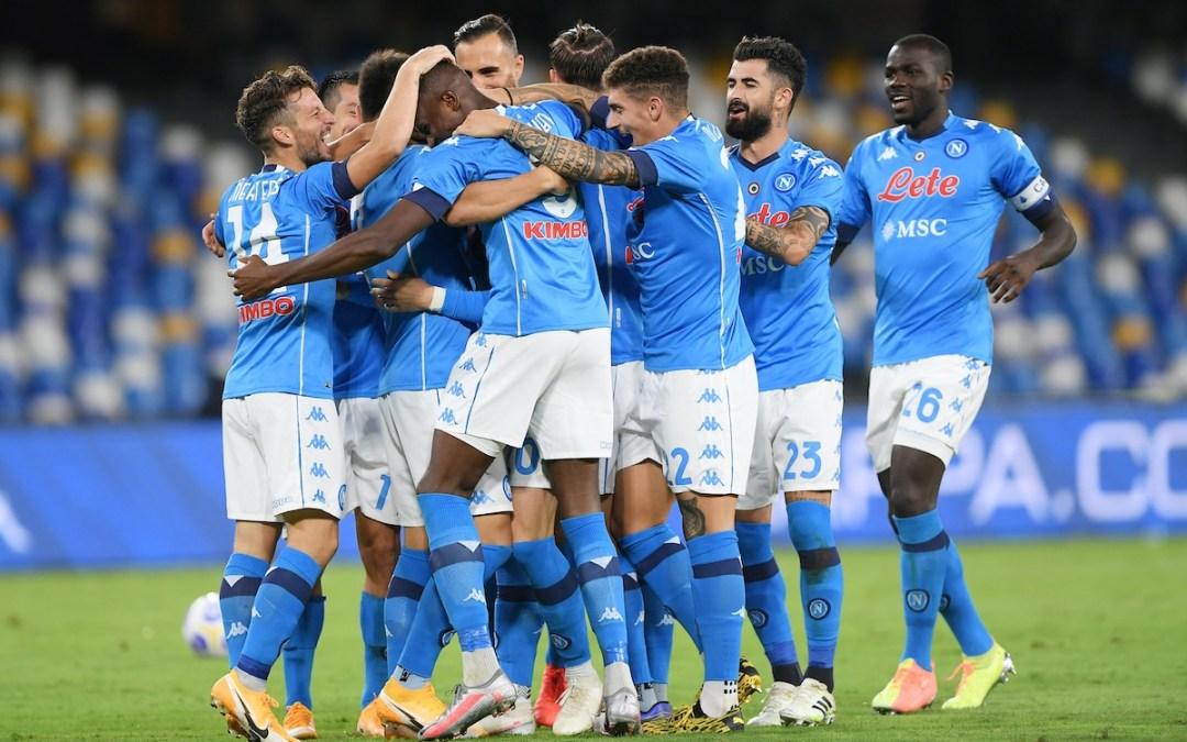 Previa Sampdoria-Napoli: Un hueso duro para el líder del Calcio