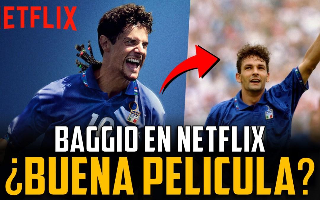 La película de Baggio en Netflix: crítica y reseña
