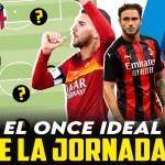El once ideal de la jornada 7 en la Serie A