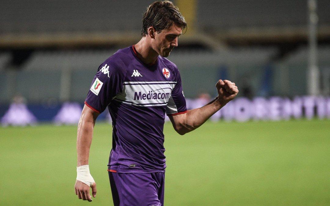 El plan de la Fiorentina con Vlahovic: vender en enero sí o sí