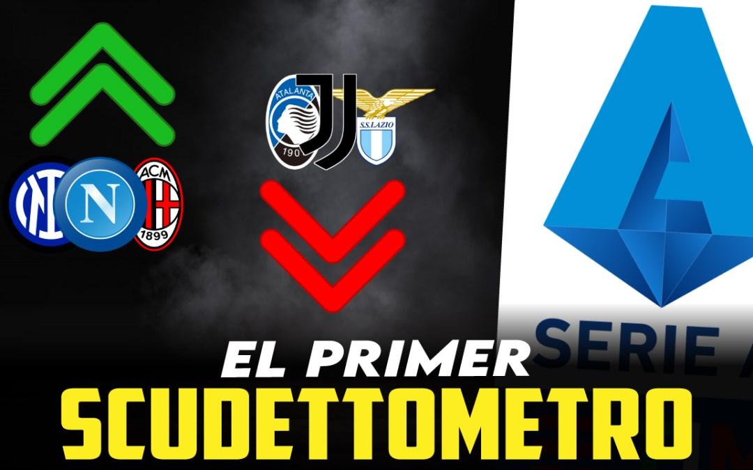 ¿Los favoritos a ganar el Scudetto en la Serie A?