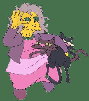 La loca de los gatos  soycooper