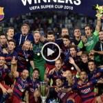 El Barça se convierte en el club con más títulos internacionales