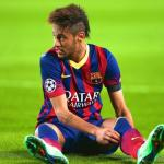 Neymar no jugará ninguna de las Supercopas