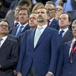 """Mas: """"Si sonara el himno catalán en el Bernabéu habría una pitada monumental"""""""