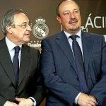 El Real Madrid destituye a Benítez