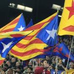 El independentismo amenaza la sexta Champions del Barça