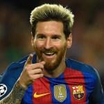 Messi, tú mandas
