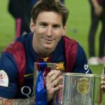 Messi, el Rey de las finales