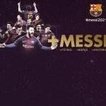 OFICIAL: Leo Messi renueva con el Barça hasta 2021
