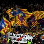 La verdadera afición del Barça y el fútbol NO se merecen esto.