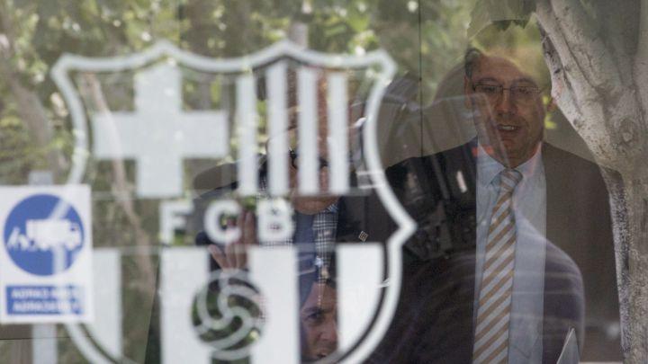 Bartomeu, Grau, Gómez Ponti y Masferrer, detenidos por el Barçagate
