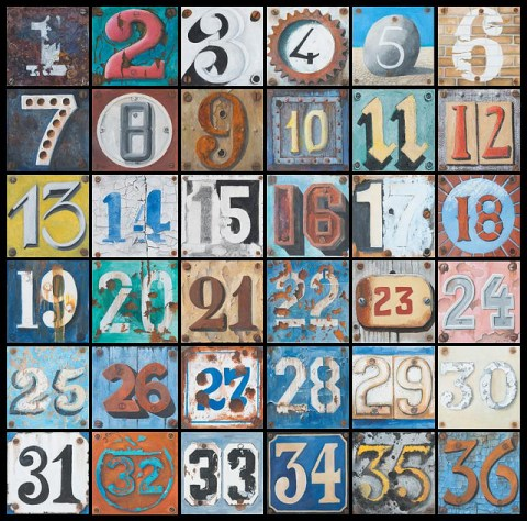 Numbers by Andy Maguire https://www.flickr.com/photos/andymag/