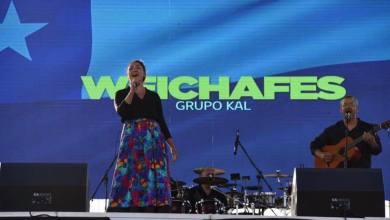 Photo of GRUPO KAL Y SU TEMA «WEICHAFES» GANARON LA COMPETENCIA FOLCLÓRICA DEL FESTIVAL OSORNO