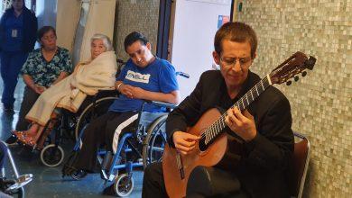 Photo of SEMANAS MUSICALES DE FRUTILLAR OFRECIÓ CONCIERTO EN HOSPITAL DE RÍO NEGRO