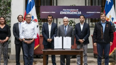 Photo of PRESIDENTE PIÑERA ANUNCIÓ UN PLAN DE EMERGENCIA ECONÓMICA