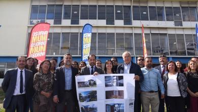 Photo of INICIAN OBRAS DE RECONSTRUCCIÓN DEL LICEO CARMELA CARVAJAL DE PRAT EN OSORNO