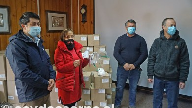 Photo of REALIZAN DONACIÓN POR MAS DE 25 MILLONES EN PUYEHUE
