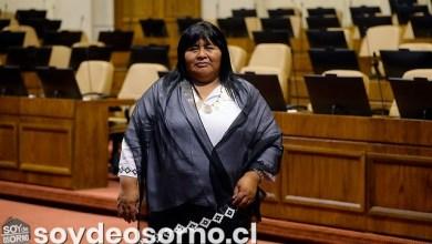 Photo of DIPUTADA EMILIA NUYADO: «LA VISITA DEL MINISTRO DEL INTERIOR SOLO SIRVIÓ PARA AZUZAR A GRUPOS VIOLENTISTAS Y RACISTAS CONTRA EL PUEBLO MAPUCHE»